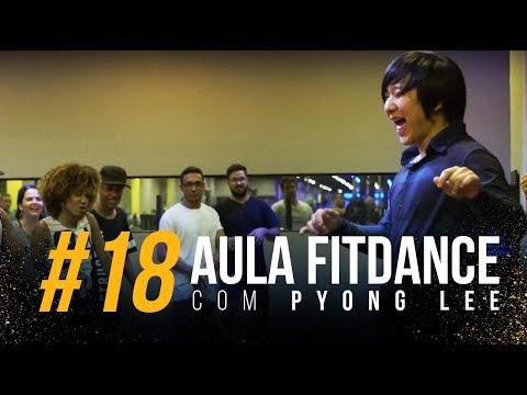 FitDance Stars - Aula FitDance na Smart Fit com: Pyong Lee | Agora Vai Sentar - MC Jhowzinho,Kadinho