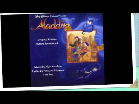 Disney Animated Oscars- Best Song