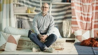 Handcrafted Textiles Come To Life in India | Steven Alan + west elm