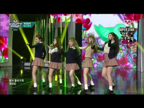 [150910] Red Velvet 레드벨벳_Comeback `Huff n Puff`