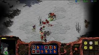 Starcraft: Brood War Remastered - 2 уровень зергами