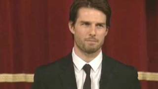 Tom Cruise's Post-9/11 Opening: 2002 Oscars