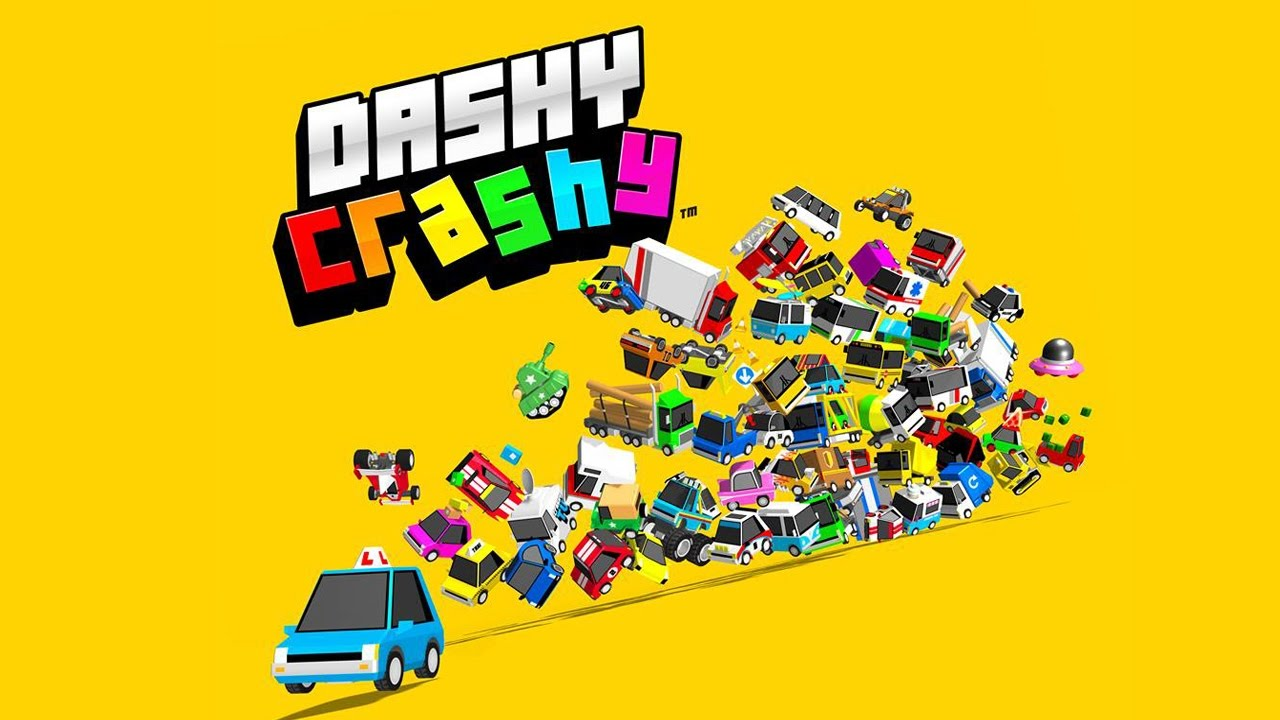 Image result for Dashy Crashy