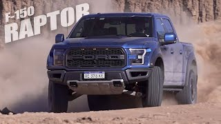 Ford F-150 Raptor - Test - Matías Antico - TN Autos
