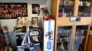 Star Wars Room Tour Update (250th video)