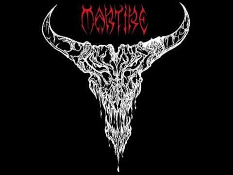 Martire - Brutal Legions of the Apocalypse (full album)