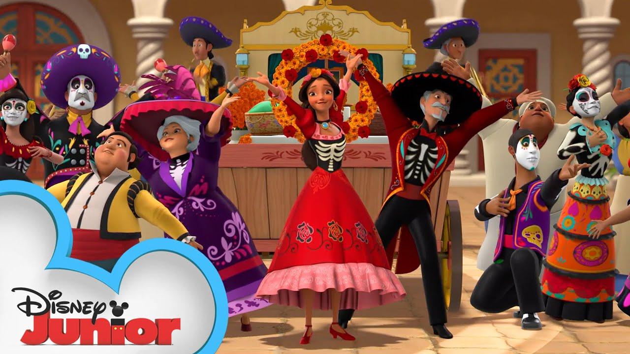 Download Dia de los Muertos ☠️  | Hispanic Heritage Month | Elena of Avalor | Disney Junior
