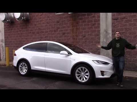 Вот почему Tesla Model X это ужасная машина ОБЗОР (Doug de muro на русском)
