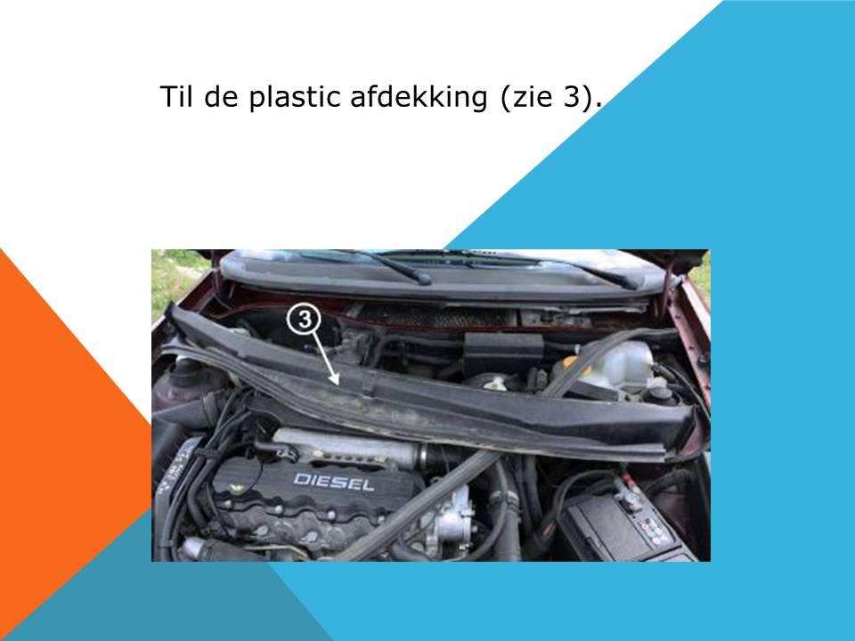 Opel astra interieurfilter en pollenfilter vervangen hoe for Opel astra g interieurfilter