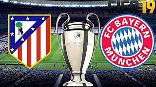 FIFA 19 | FC BAYERN MÜNCHEN vs. ATLETICO MADRID | UEFA CHAMPIONS LEAGUE ◄FCB #57►