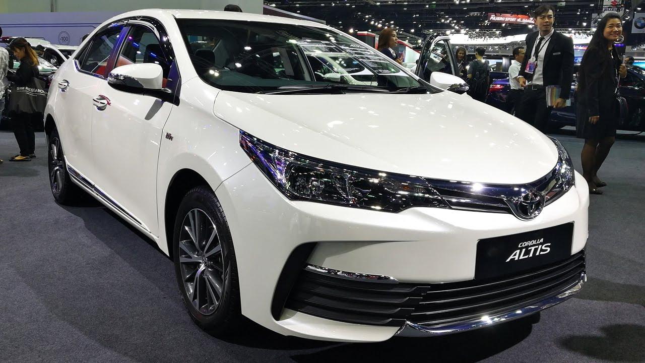 Toyota Corolla Altis รุ่น 1 8 E Youtube