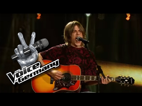 Heart Shaped Box - Nirvana | Julien Blank Cover | The Voice of Germany 2016 | Blind Audition