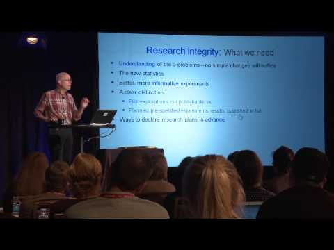 The New Statistics: Research Integrity & the New Statistics (Workshop Part 2)