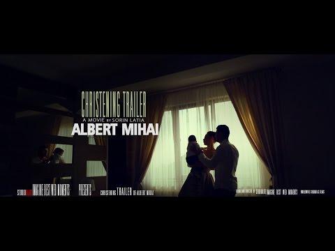 Filmare Botez Albert