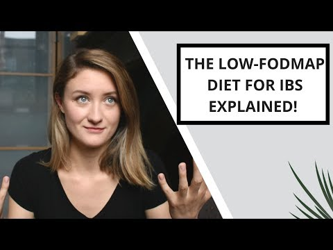 Low-FODMAP Diet 101 + How FODMAPs Actually Cause IBS!
