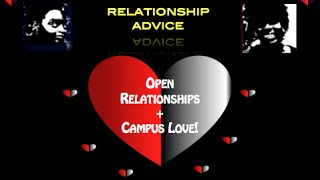 Lesbian Couple Relationship Advice | Campus Love | Open Relationship
