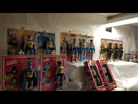 MIB'S MEGO BATMAN EXHIBIT TOUR VIDEO