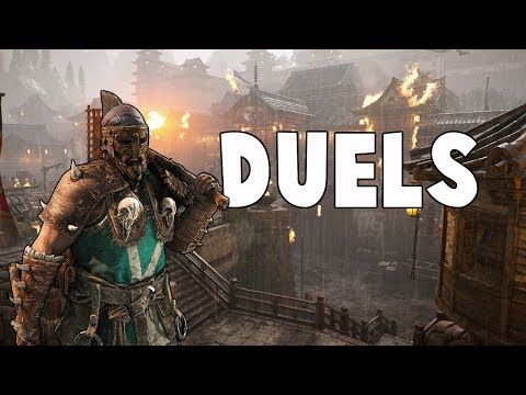 """HIGH-LEVEL DUELS"" - Berserker Duels 