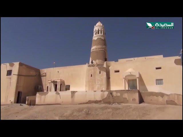 جامع بور .. تراث انساني لازال يقاوم عوامل التعرية منذ قرون