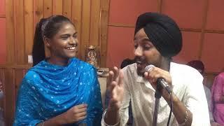 Gadwa chandi da / Harcharan grewal n Surinder kaur ji/ cover by Navjot n manpreet