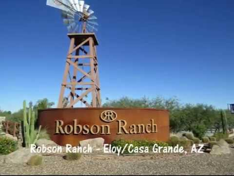 Robson ranch eloy casa grande arizona youtube for Casa rambler vs casa ranch
