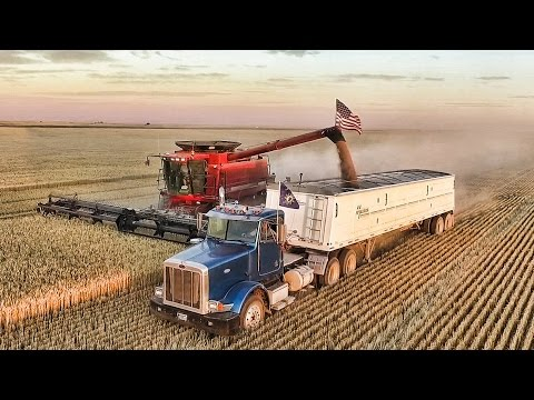 Welker Farms 2016 - Part 3 - Harvest