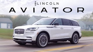 2020 Lincoln Aviator Review - American Luxury Done Right