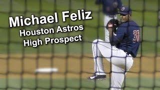 Michael Feliz - Houston Astros