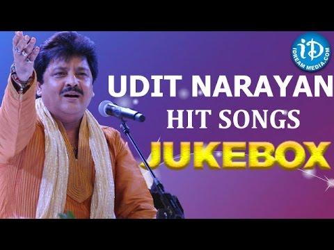 Udit Narayan Non Stop Telugu Hit Songs || Jukebox || Birthday Special Hit Songs
