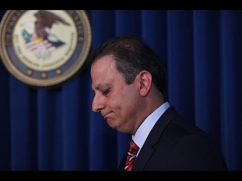 Breaking News: US Attorney Preet Bharara Fired by Trump