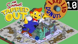 TSTO - Bart Royale Event | Ruined Lard Lad | Personal Prize (2018)