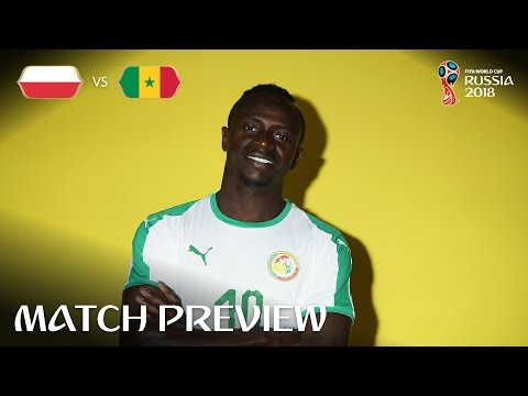 Sadio Mane (Senegal) - Match 15 Preview - 2018 FIFA World Cup™