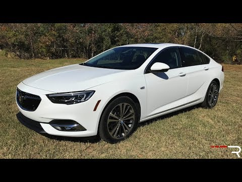 2018 Buick Regal Sportback Awd Redline Review