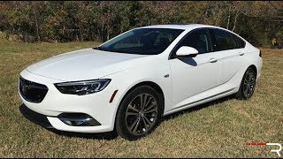2018 Buick Regal Sportback AWD – Redline: Review