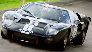 The Ford GT40 Mk1 | Extra Gear | BBC