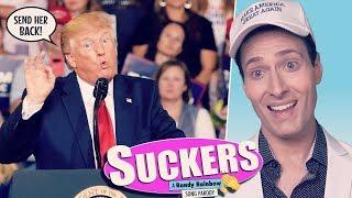SUCKERS - Randy Rainbow Song Parody
