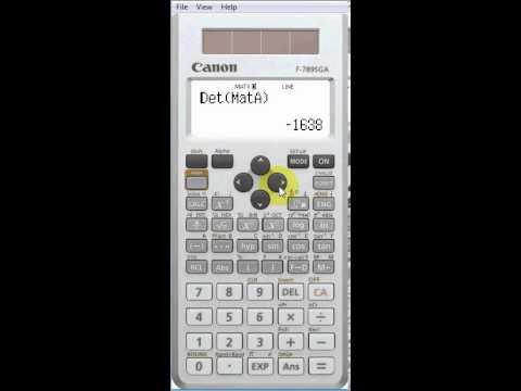 canon f-718sga emulator