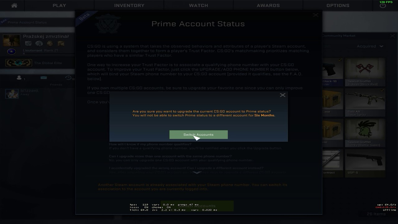 Csgo what prime is What is