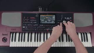 KORG Pa1000 - Vorstellung, Einrichtung und Navigation (Offizielles Produktvideo 1/10)