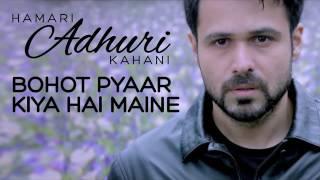 Hamari Adhuri kahani mp3