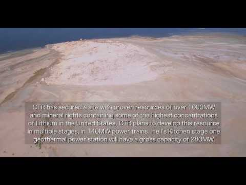 Salton Sea Geothermal & Renewable Energy Initiative July 2017