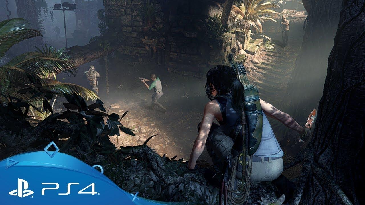 Shadow of the Tomb Raider | Combat Tactics | PS4