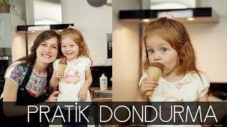 Pratik Dondurma nasıl yapılır? | Merlin Mutfakta Yemek Tarifleri