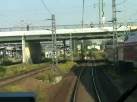 Berlin Ostbahnhof - Frankfurt (Oder)  : Führerstandsmitfahrt