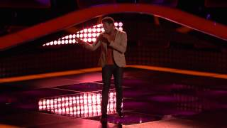 Скачать Amazing Voice Anthony Riley Sings Got You I Feel Good The Voice 2015 Blind Auditions
