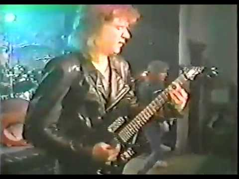 Megadeth  Peace Sells TV Performance  1987