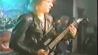 Megadeth - Peace Sells (TV Performance - 1987)