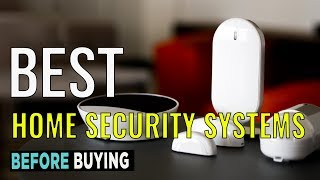 TOP 5: Best Home Security Systems 2017
