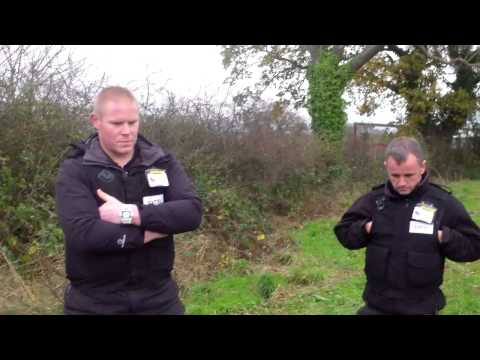 High Court bailiffs instructed on the law by Upton Community Protection Camp