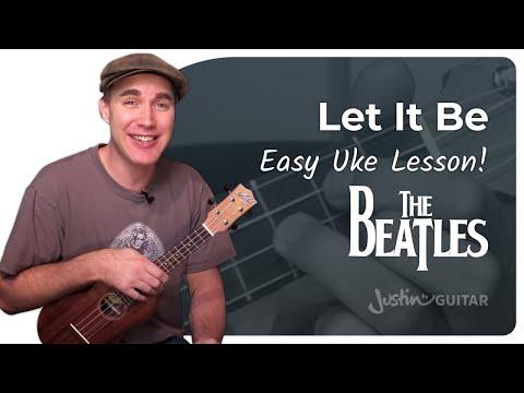 uke:-let-it-be---the-beatles---ukulele-lesson-(us-102)